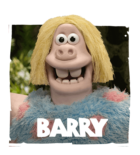 Photo of Barry